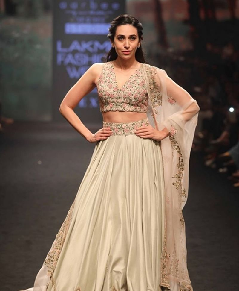 Picture Source: Lakme Fashion Week/Instagram
