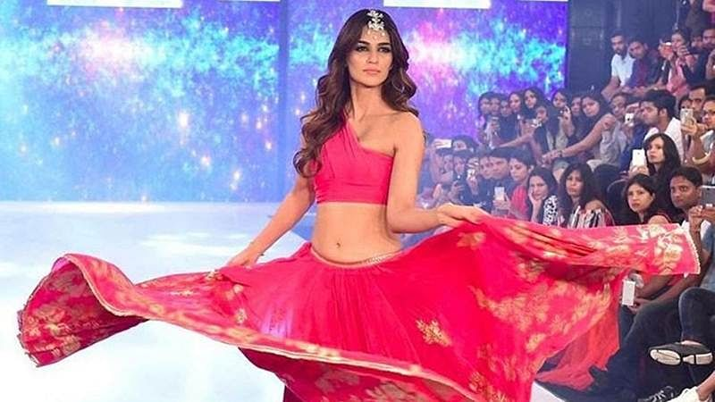 """Kriti Sanon will be doing a """"special song"""" for the upcoming film """"Kalank"""" and the actress is excited"""