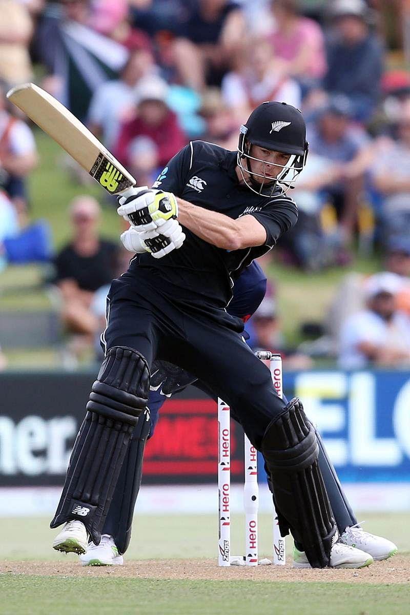 England vs New Zealand: Smashing Santner gives NZ hope in England ODI