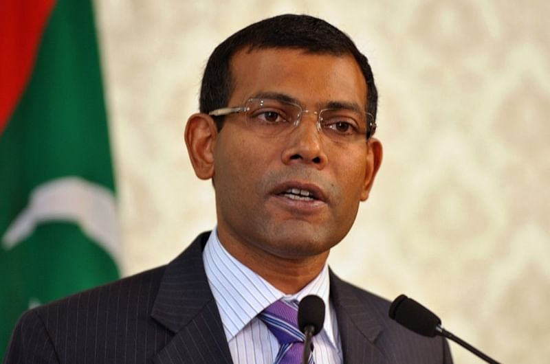Historic win for Maldives' exiled ex-president Mohamed Nasheed
