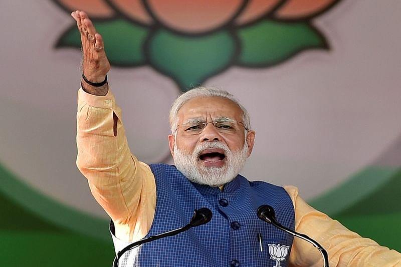 'TOP' priority for government means Tomato, Onion and Potato, says PM Narendra Modi