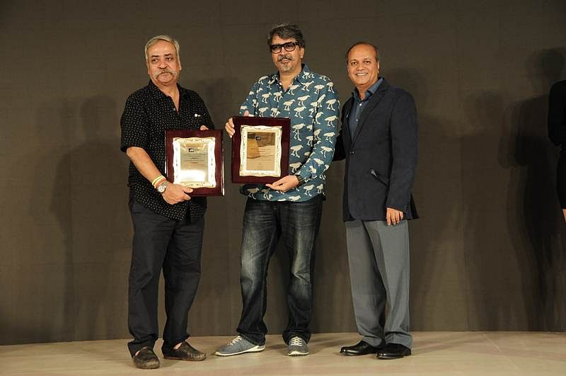 Piyush Pandey presents IAA Retrospect & Prospects, Pandey brothers honoured by IAA