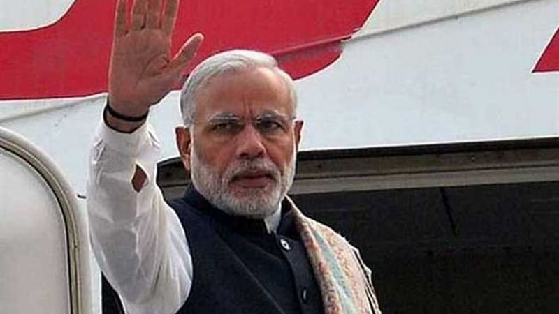 PM Modi embarks on West Asia visit