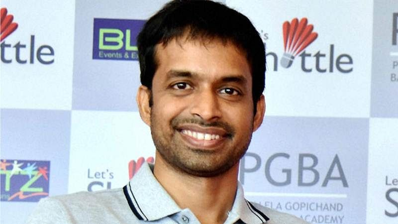Pullela Gopichand confident of getting gold at Tokyo