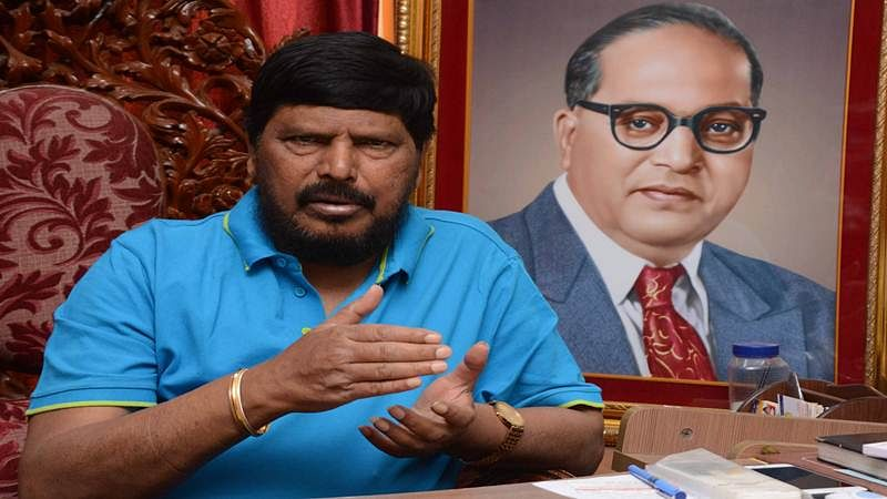 Nothing wrong in using the word Dalit, RPI will approach SC to challenge govt's advisory, says Ramdas Athawale