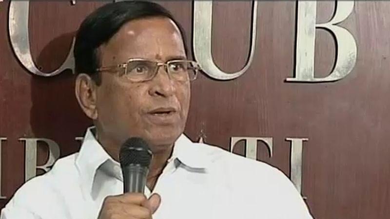 Former Andhra Pradesh Minister and senior TDP leader Muddukrishnama Naidu passes away