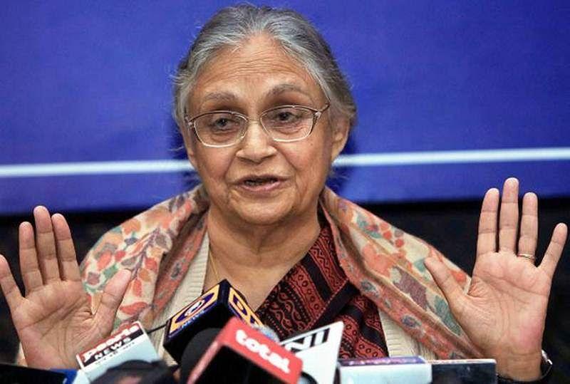 Cancel Pragya Singh Thakur's candidature: Sheila Dikshit