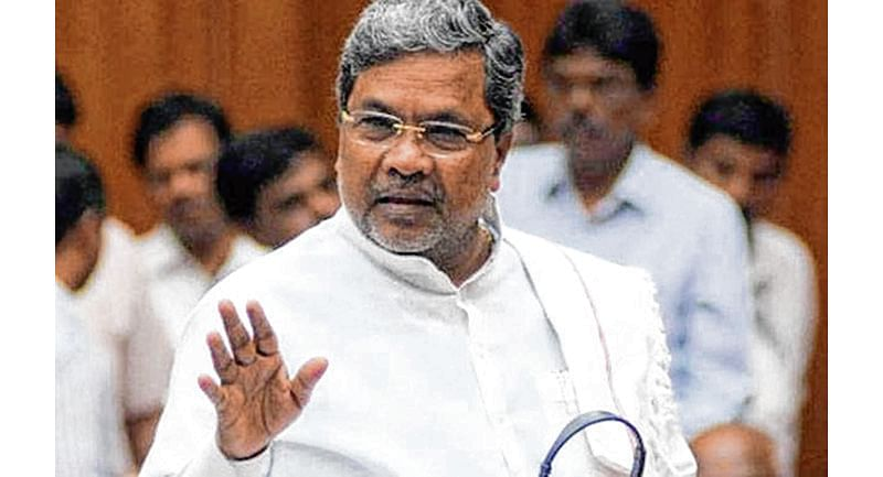 Roshan Baig speaking out of thirst for power: Siddaramaiah