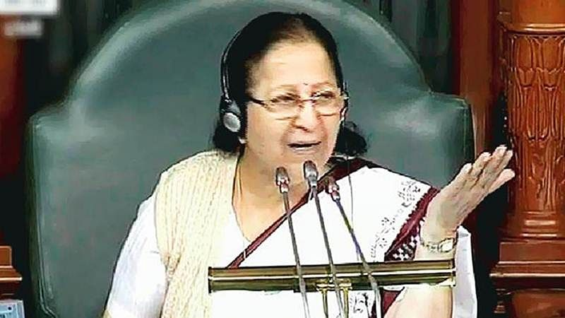 Indore: The 'S' factor… If not Sumitra will it be Shivraj?