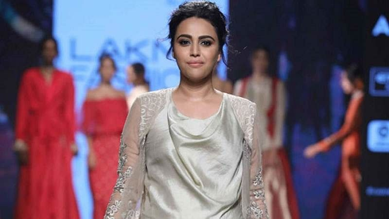 We should have a civil conduct on social media: Swara Bhasker ononline bullying, trolling