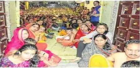 Ujjain: Lord Mahakal adorns 'sehra' look on day 2 of Mahashivratri