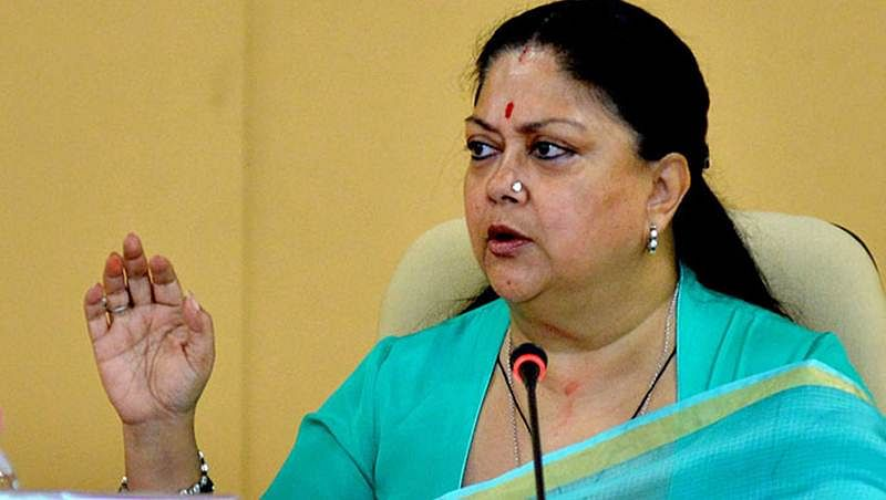 BJP: Om Mathur's clout up, Vasundhara Raje's down