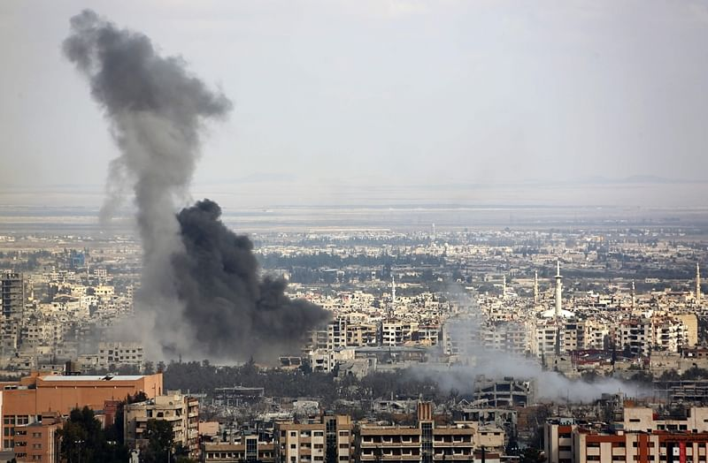 Rebels expected to evacuate Syria's Eastern Ghouta