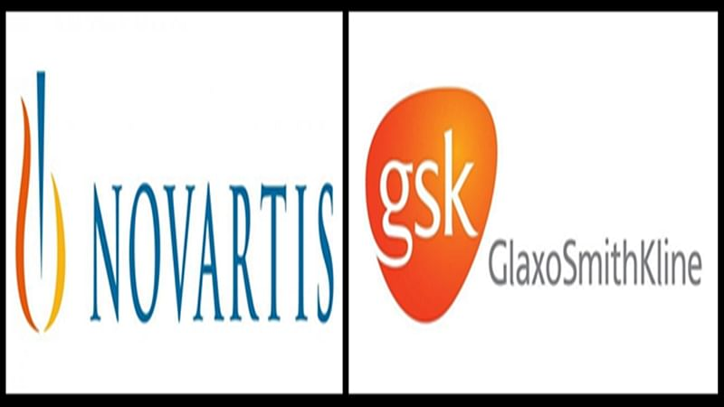 Pharma giant Glaxo acquire Novartis's 37 percent shares for $13 billion