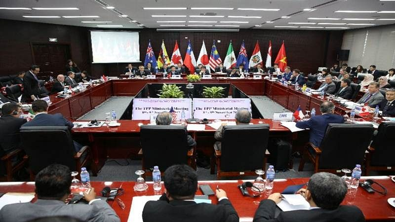 11 Asia-Pacific states to sign trade dealwithout US