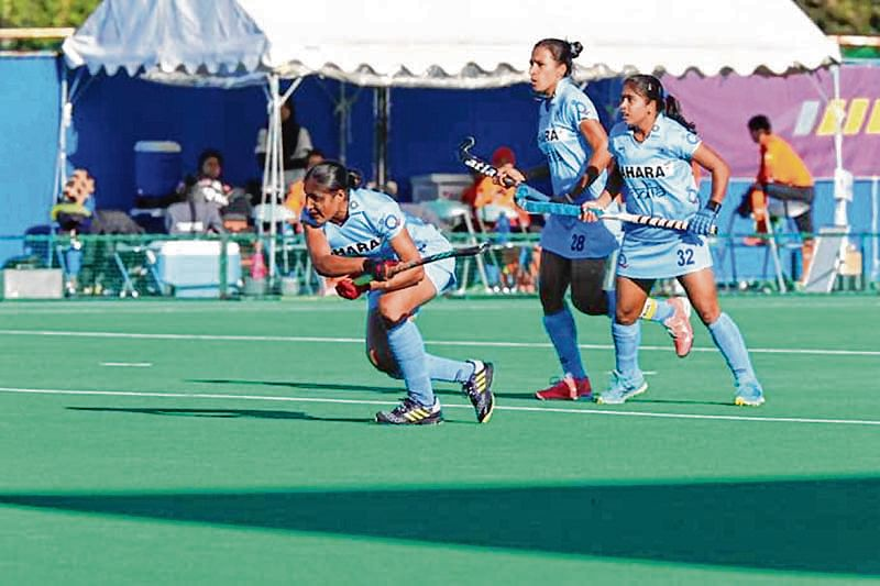 Indian women draw 1-1 with South Korea; win hockey series 3-1