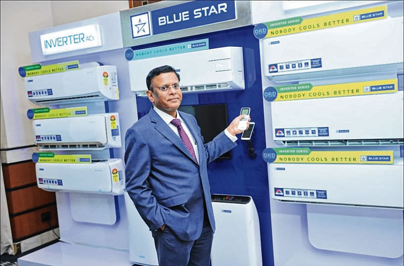 Cold chain sector is growing at a CAGR of 15 per cent: Blue Star's Thiagarajan