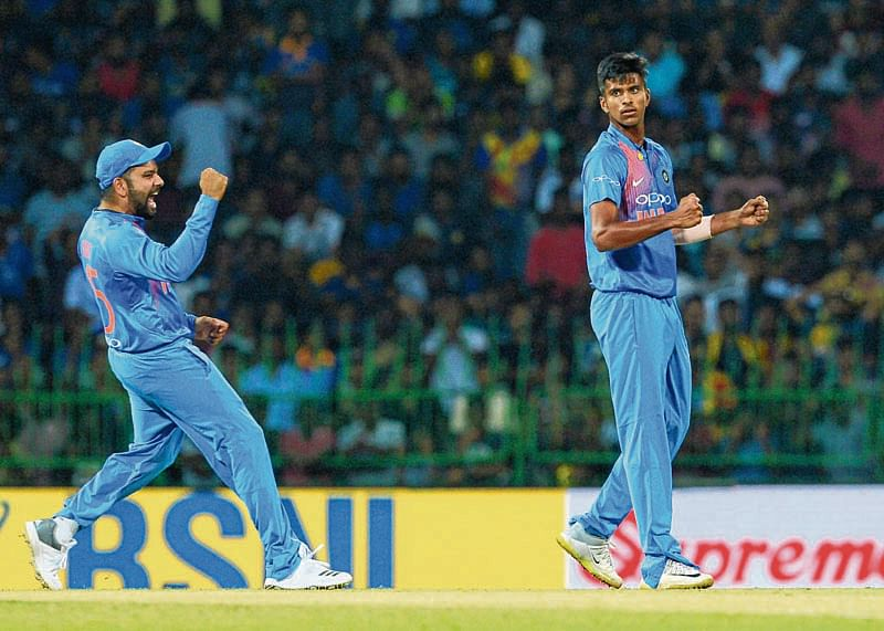 'Fortunate to have skills of bowling in powerplay'