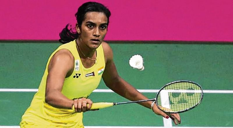 Sindhu scores hard-earned win to enter quarter-finals