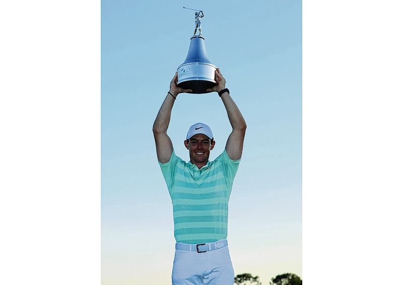 McIlroy ends win-less streak with title; Lahiri finishes 75th