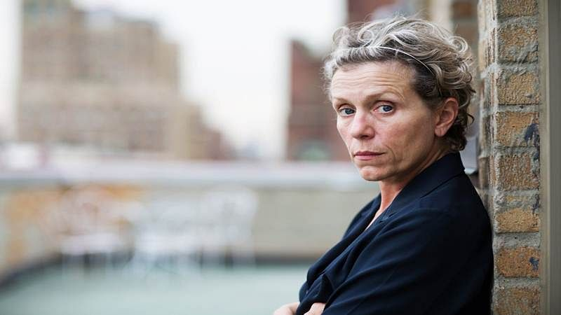 Frances McDormand is the best actress at 2018 Oscars