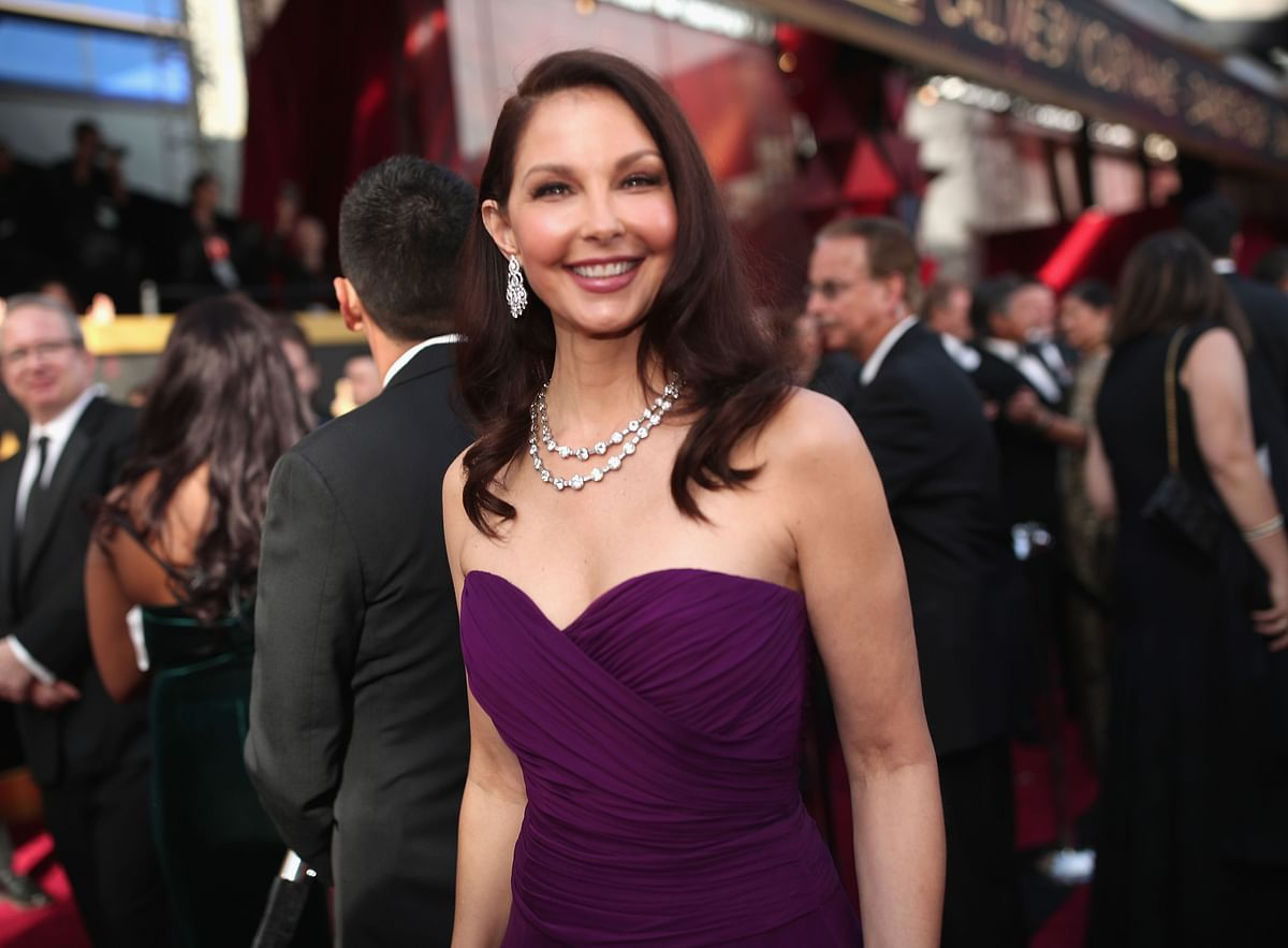 When I was raped at 15, I only told my diary: Actress Ashley Judd