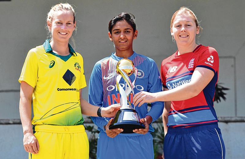 India eves take on Aussies in T20 tri-series opener