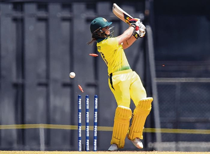 Women's T20 Tri-series: Oz overpower India by 6 wkts