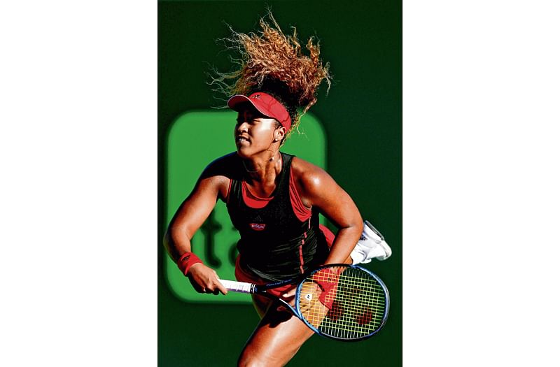 Serena out in Miami as Osaka wins