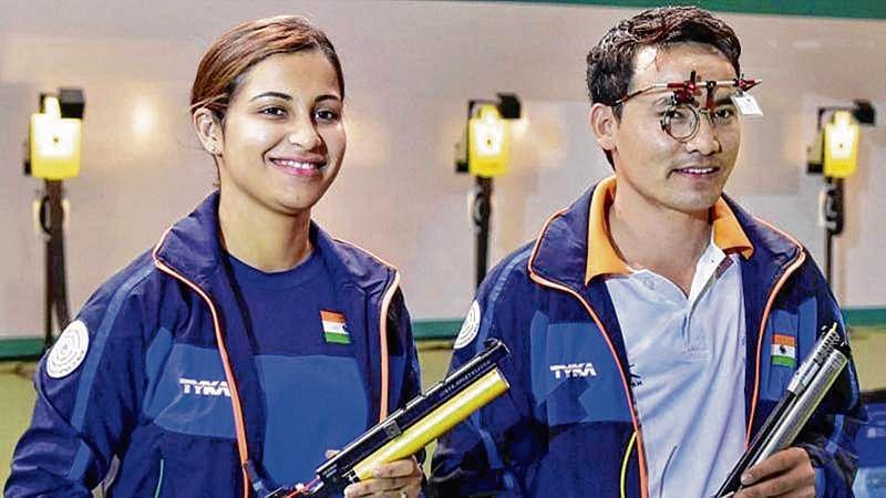 Shooter Jitu Rai confident of bagging CWG medal
