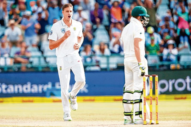 Proteas rout embattled Australia by 322 runs
