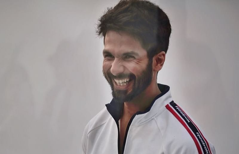 Shahid Kapoor celebrates as 'Padmaavat' enters Rs 300 crore club in just 50 days, see pic