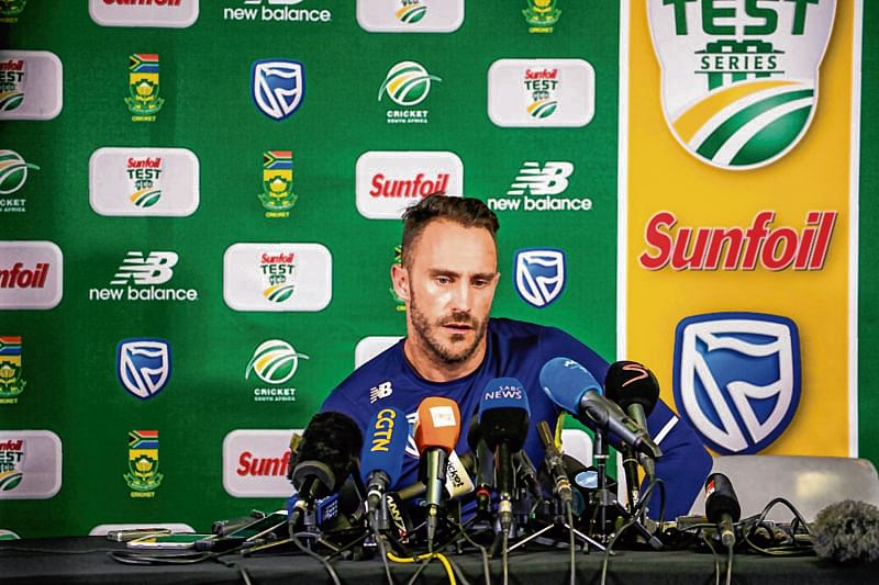Du Plessis says T20 World Cup in 2020 will be his last