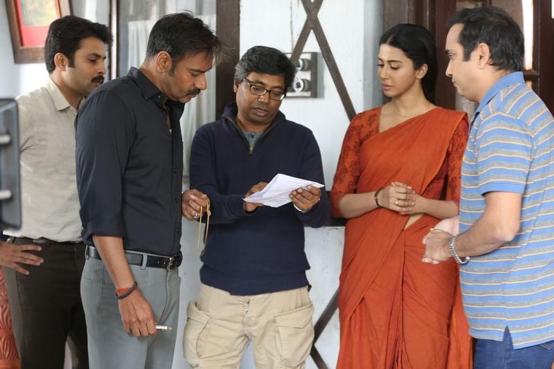 Raid actor Amit Bimrot: I did not fall for Ajay Devgn's prank