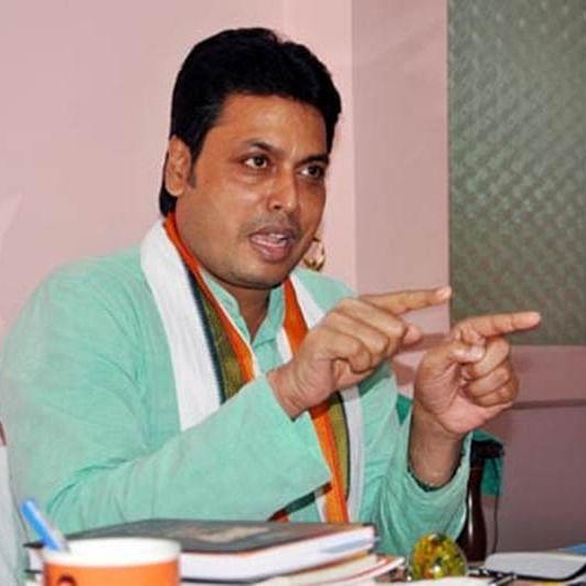 'Police did their job': Tripura CM Biplab Deb on detention of Prashant Kishor's I-PAC team