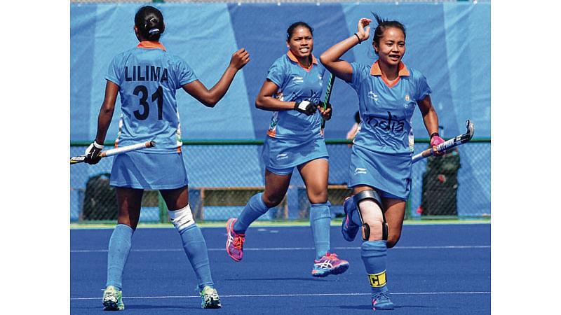 Indian women win hockey series against South Korea