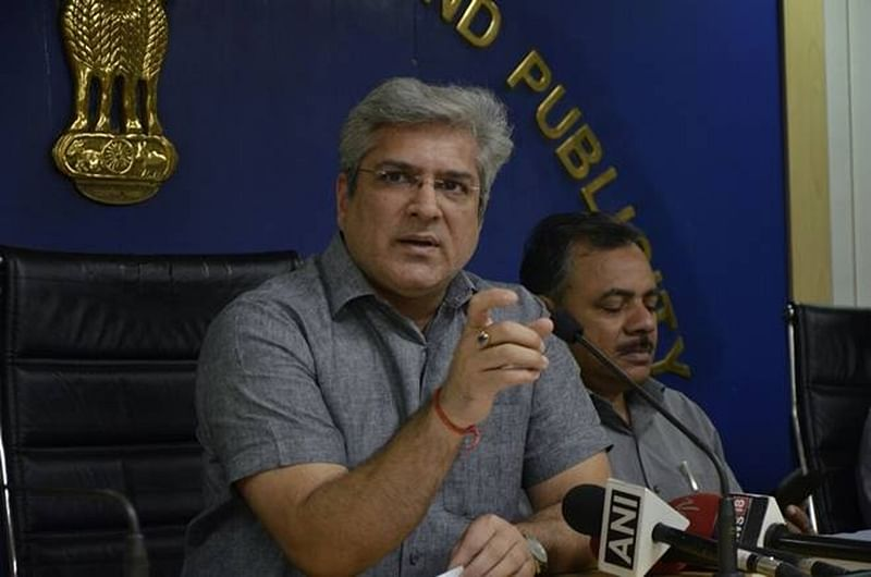 IT department seizes Rs 37 lakh, jewellery from Delhi minister Kailash Gahlot and family members