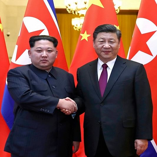 China's Xi Jinping pushes economic reform at North Korea summit