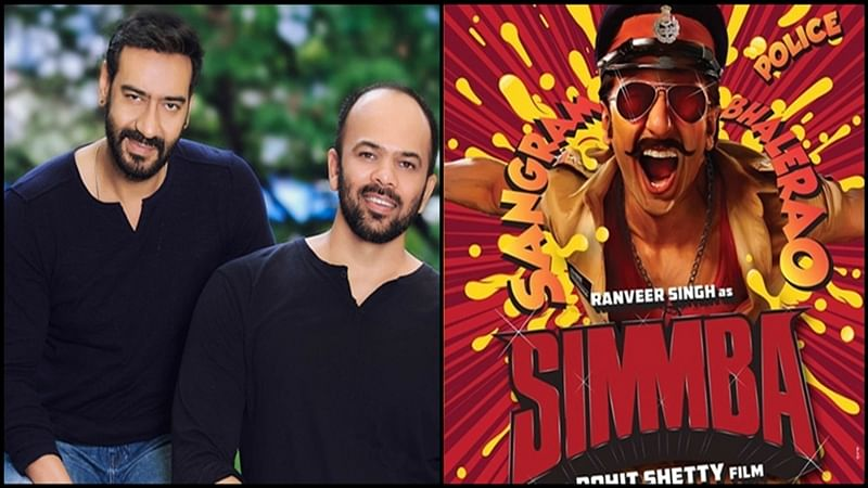 Ajay Devgn to have a special cameo in Ranveer Singh, Rohit Shetty's 'Simmba', read full details