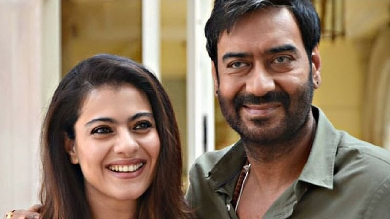 I'm lucky to have Kajol as a wife who doesn't spend much, says Ajay Devgn