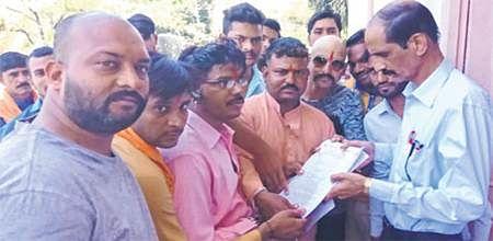 Ujjain: Akhil Bharat Hindu Mahasabha demands ordinance against tampering of statues