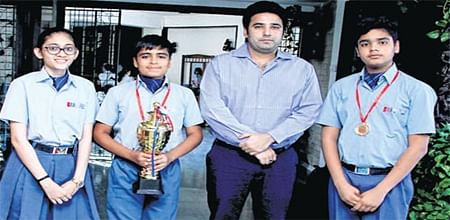 Indore: Emerald Heights School bags first position in All India championship on cyber security