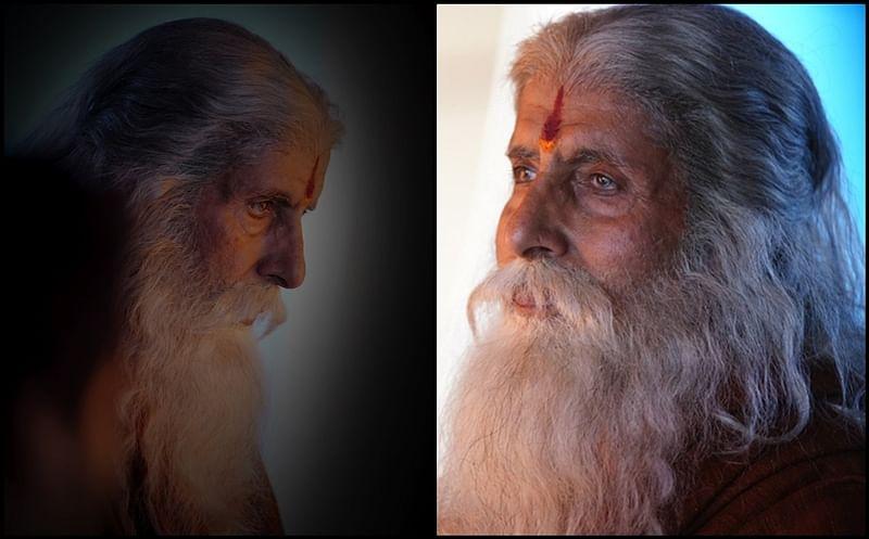 Amitabh Bachchan shares his intense looks from Chiranjeevi-starrer 'Sye Raa Narasimha Reddy', see pics