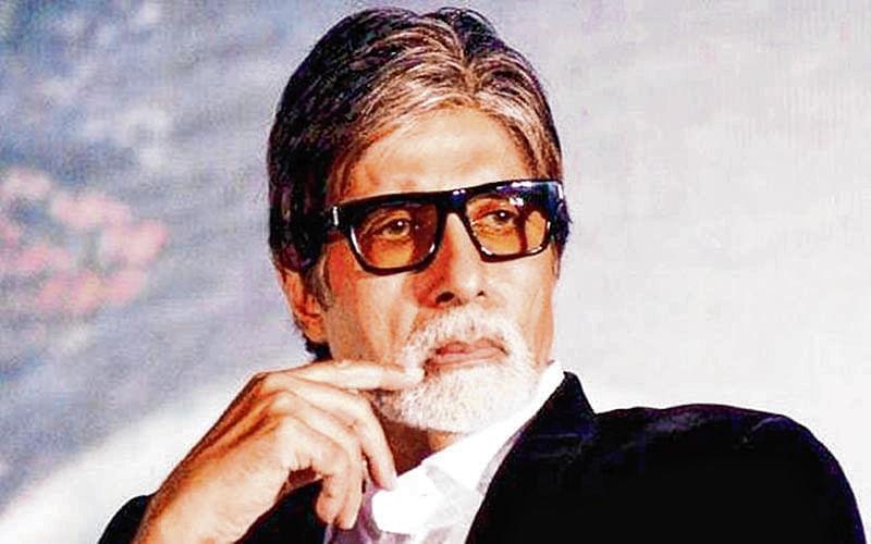 Amitabh Bachchan rails against 60 year copyright rule, calls it 'rubbish'