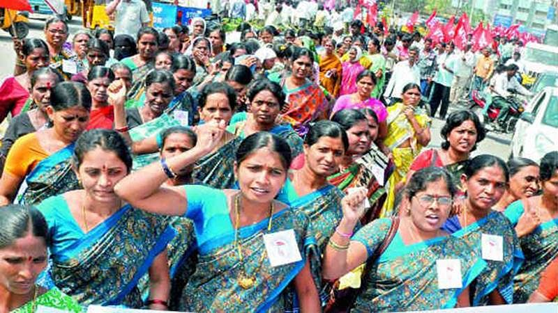 Uproar in Maharashtra Assembly over MESMA against anganwadi workers