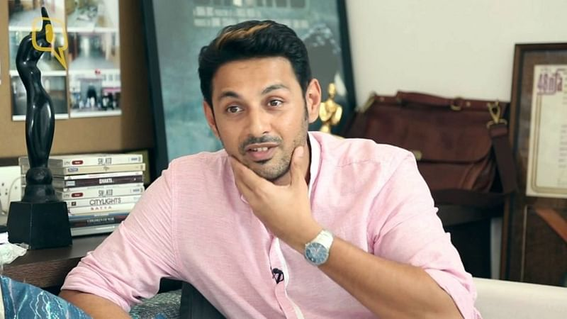 Bollywood writer-editor Apurva Asrani who wrote 'Aligarh' suffers from Bell's Palsy