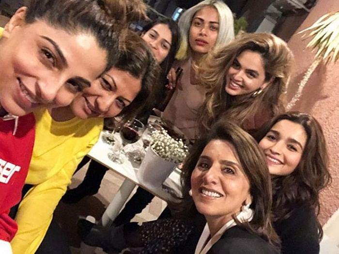 Ayan Mukerji hosts birthday bash for Alia Bhatt in Bulgaria, Neetu Kapoor also spotted; See Pics