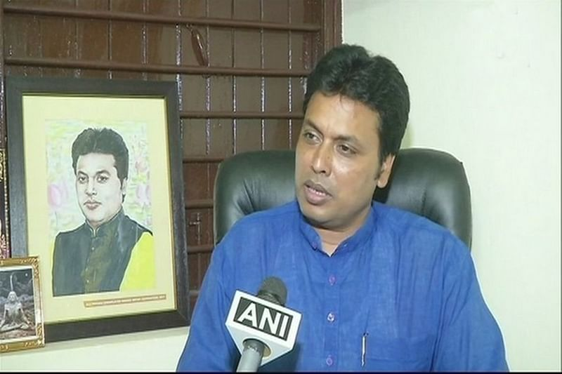 Biplab Kumar Deb to be sworn in as Tripura Chief Minister today