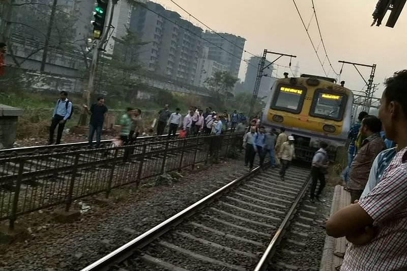 Mumbai: Train services affected on Harbour line due to technical problem