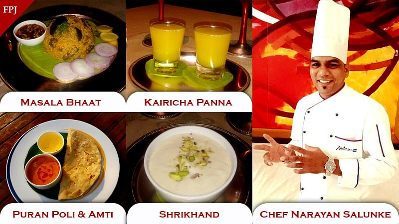 Gudi Padwa 2018: Top 6 Maharastrian recipes by Chef Narayan Salunke